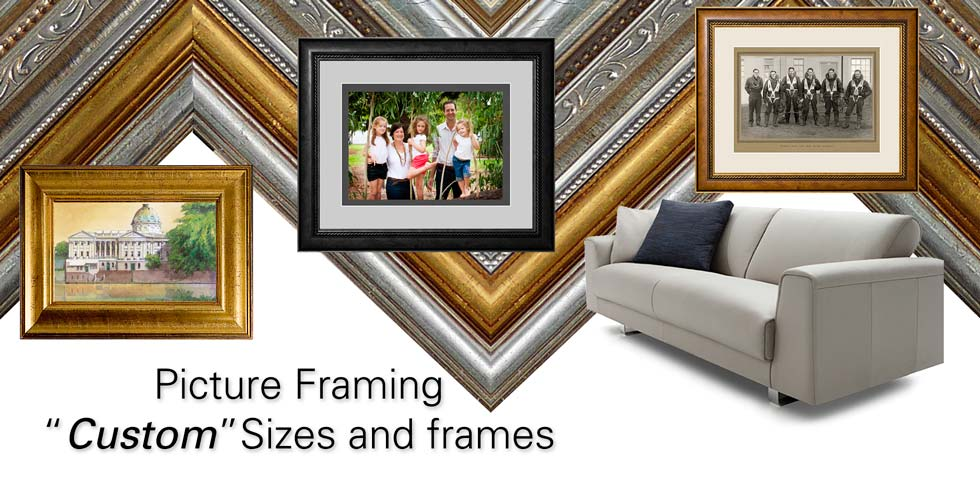 Picture framing image